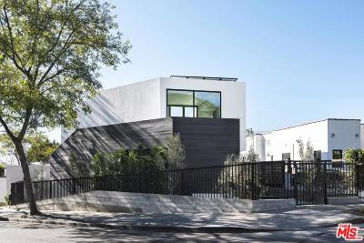 West Hollywood Rental For Rent: 857 Hilldale Avenue