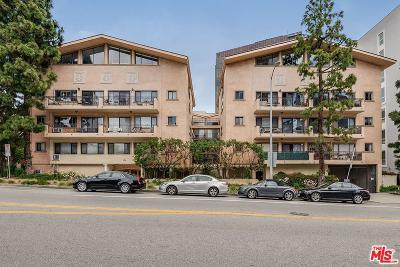 Los Angeles County Condo/Townhouse For Sale: 1154 South Barrington Avenue #206