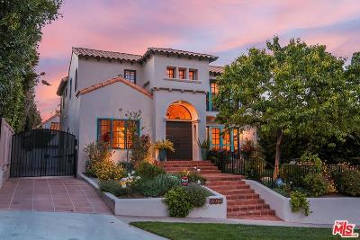 Sherman Oaks Single Family Home For Sale: 14071 Roblar Road