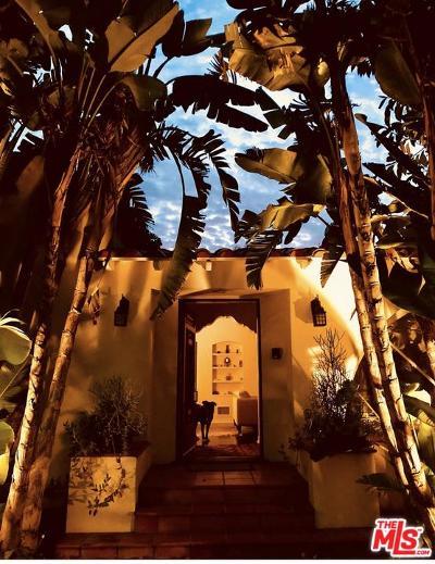 Sherman Oaks Single Family Home For Sale: 4033 Beverly Glen