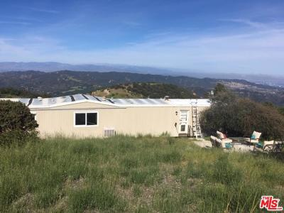Los Angeles County Single Family Home For Sale: 21985 Saddle Peak Rd