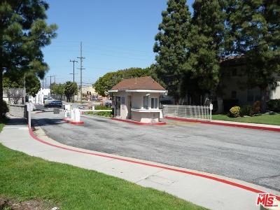 Los Angeles Condo/Townhouse For Sale: 3607 Kalsman Drive #4