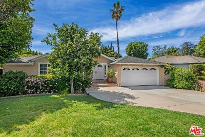Tarzana Single Family Home For Sale: 5851 Cahill Avenue