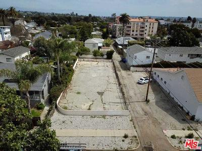 Venice Residential Lots & Land Active Under Contract: 2332 Louella Avenue