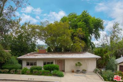 Single Family Home For Sale: 2755 Lakewood Avenue