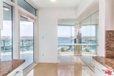 Marina Del Rey Rental For Rent: 13600 Marina Pointe Drive #1710