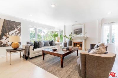 Pacific Palisades Single Family Home For Sale: 16763 Livorno Drive