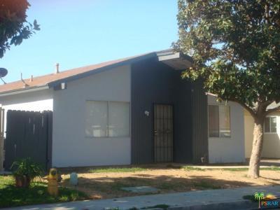 Riverside County Single Family Home For Sale: 420 East Evans Street