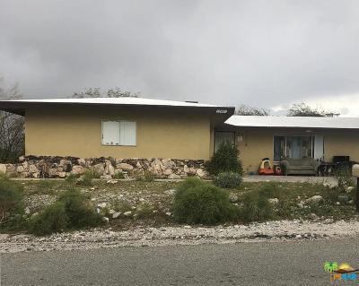Desert Hot Springs Single Family Home For Sale: 12491 Verbena Drive