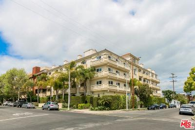 Los Angeles County Condo/Townhouse For Sale: 1838 Westholme Avenue #101