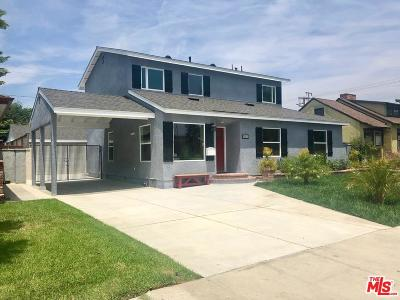 Burbank Single Family Home For Sale: 321 West Elm Avenue