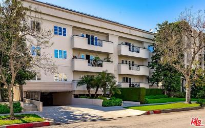 Beverly Hills Condo/Townhouse Active Under Contract: 405 North Palm Drive #203
