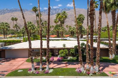Palm Springs CA Single Family Home For Sale: $1,149,000