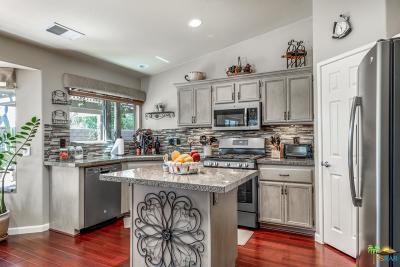 Indio Single Family Home Active Under Contract: 83817 Avenida Serena