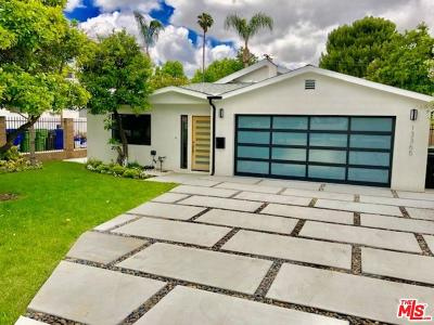 Los Angeles County Single Family Home Active Under Contract: 13365 Erwin Street