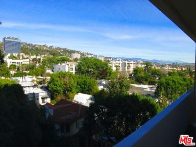 West Hollywood Rental For Rent: 838 North Doheny Drive #604