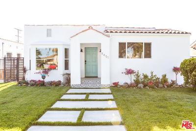 Los Angeles Single Family Home For Sale: 9451 South Harvard