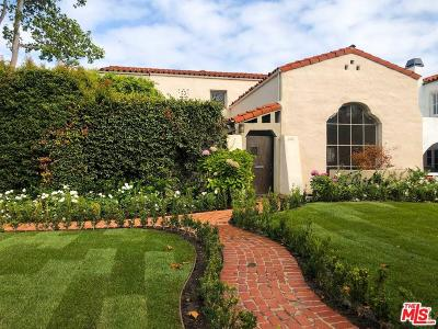 Beverly Hills Rental For Rent: 200 South McCarty Drive