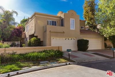 Calabasas Single Family Home For Sale: 4383 Park Paloma