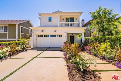 Pacific Palisades Single Family Home For Sale: 951 Fiske Street