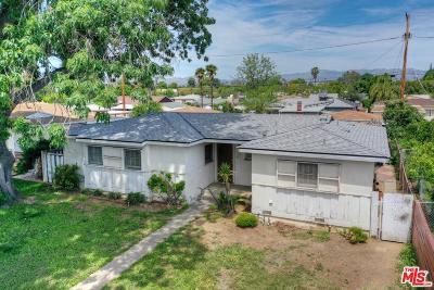 Los Angeles Single Family Home For Sale: 20237 Vanowen Street