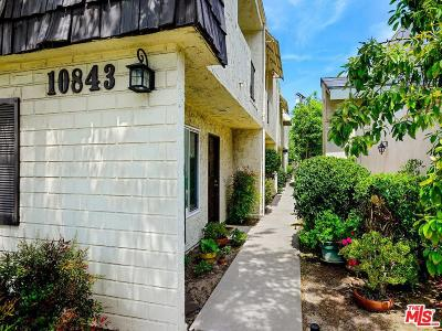 North Hollywood Condo/Townhouse For Sale: 10843 Huston Street #3