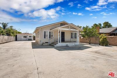 San Fernando Single Family Home For Sale: 11715 Glenoaks