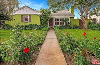 Sherman Oaks Single Family Home For Sale: 13504 Valleyheart Drive