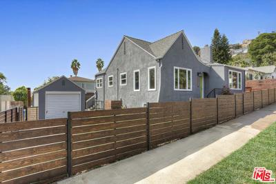 Los Angeles Single Family Home For Sale: 2924 Van Pelt Place