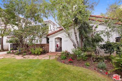 Los Angeles CA Single Family Home Active Under Contract: $2,599,000