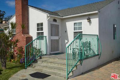 Los Angeles CA Single Family Home For Sale: $1,200,000
