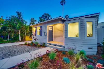 Los Angeles Single Family Home For Sale: 2755 South Bentley Avenue