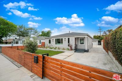 Los Angeles County Single Family Home For Sale: 11421 Barman Avenue