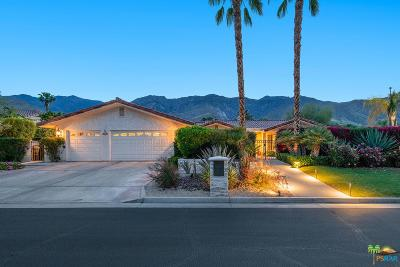 Palm Springs Single Family Home For Sale: 1005 Andreas Palms Drive