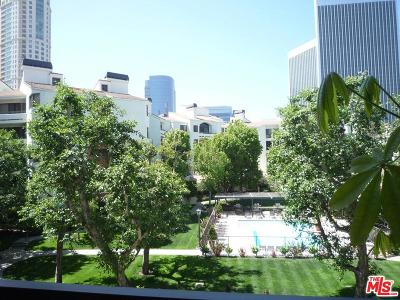 Westwood - Century City Condo/Townhouse For Sale: 2102 Century Park Lane #201