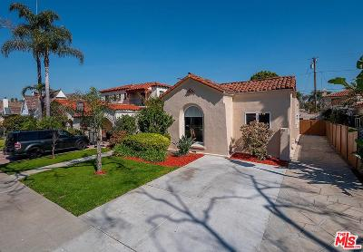 Beverly Hills Rental For Rent: 340 South Canon Drive