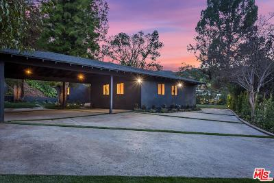 Encino Single Family Home For Sale: 16666 Oldham Street