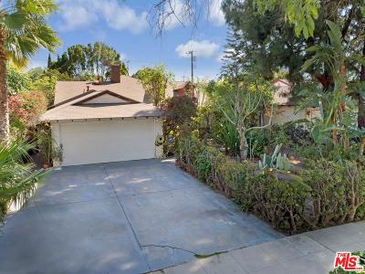 Granada Hills Single Family Home Active Under Contract: 17446 Los Alimos Street
