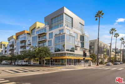 Santa Monica Condo/Townhouse For Sale: 1705 Ocean Ave #206