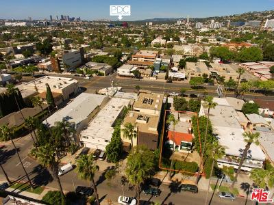 West Hollywood Residential Lots & Land For Sale: 1019 North Orange Grove Avenue