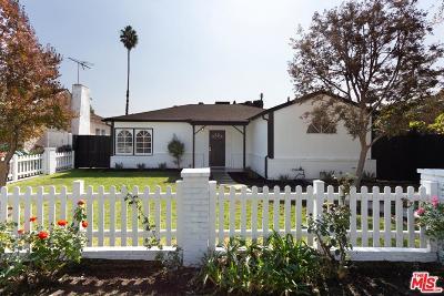 Sherman Oaks Single Family Home For Sale: 14940 Addison Street