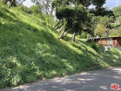Studio City Residential Lots & Land For Sale: 11478 Laurelcrest Drive