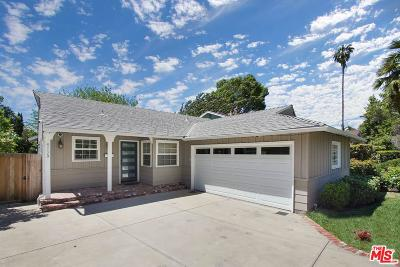 Woodland Hills Single Family Home For Sale: 4733 Don Pio Drive