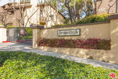 Pasadena Condo/Townhouse Active Under Contract: 1054 Seco Street #106