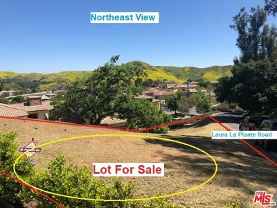 Agoura Hills Residential Lots & Land For Sale: Laura La Plante Road