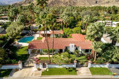 Palm Springs Single Family Home For Sale: 435 West Vereda Sur