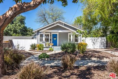 Pasadena Single Family Home For Sale: 1857 Belmont Avenue