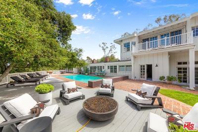 Malibu Single Family Home Active Under Contract: 3655 McAnany Way