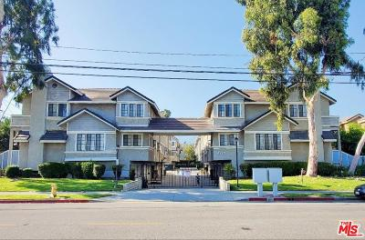 Arcadia Condo/Townhouse For Sale: 807 West Camino Real Avenue #F