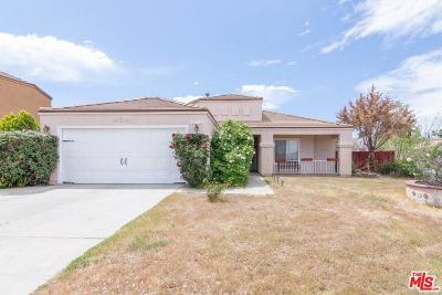 Palmdale Single Family Home For Sale: 2770 Redington Street